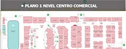 Plano centro comercial 1er piso